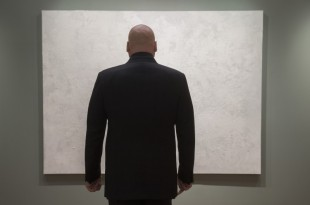 Vincent D'Onfrio spiller Wilson Fisk – en skurk som ikke bare er opptatt av penger og makt, men er satt sammen av lag på lag med ondskap og barnlig usikkerhet. (Foto: ABC / Netflix)