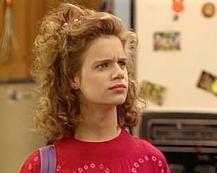 Kimmy Gibler (Andrea Barber) blir en av hovedpersonene i den nye sesongen med «Under samme tak». (Foto: ABC)