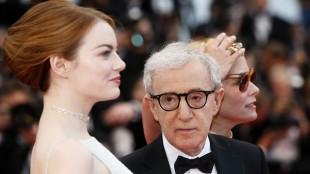 Emma Stone, Woody Allen og Parker Posey kaster glans over filmfestivalen i Cannes (Foto: AFP PHOTO / VALERY HACHE).