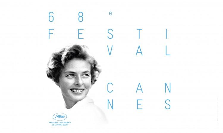 Ingrid Bergman pryder årets Cannes-plakat (Foto: Festival de Cannes).