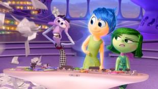 Innsiden ut er tittelen på den nye filmen fra Pixar (Foto: The Walt Disney Company Nordic).