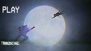Også arcademaskinroboter kan kung fu, men ikke nok til å slå Kung Fury. (Skjermdump fra Kung Fury, Foto: LaserUnicorns, kungfury.com)