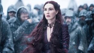 Melisandre fikk mye innflytelse mot slutten av sesongen. (Foto: HBO)