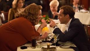 Susan Cooper (Melissa McCarthy) assisterer feltagenten Bradley Fine (Jude Law) i Spy (Foto: Twentieth Century Fox Norway).