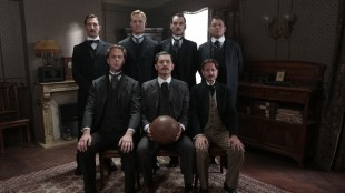Den originale FIFA-gjengen. (Foto: Leuviah Films, Thelma Films, Screen Media Films)