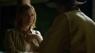 Christina Hendricks (Mad Men) spiller Libbys mor i Dark Places (Foto: SF Norge AS).