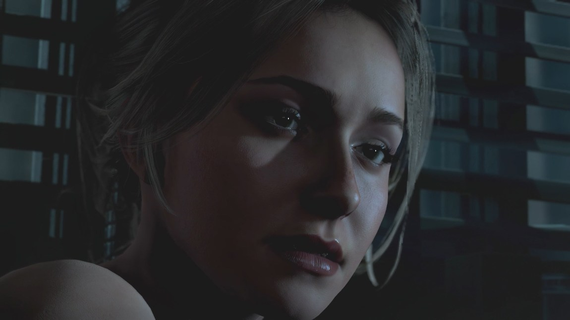 "Hayden Panettiere i ""Until Dawn"". (Foto:  WCCF Tech)"