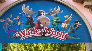 Fornøyelsesparken Walley World er det endelige reisemålet i Vacation (Foto: SF Norge AS).