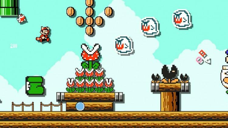 Super Mario Maker. (Foto: Nintendo).