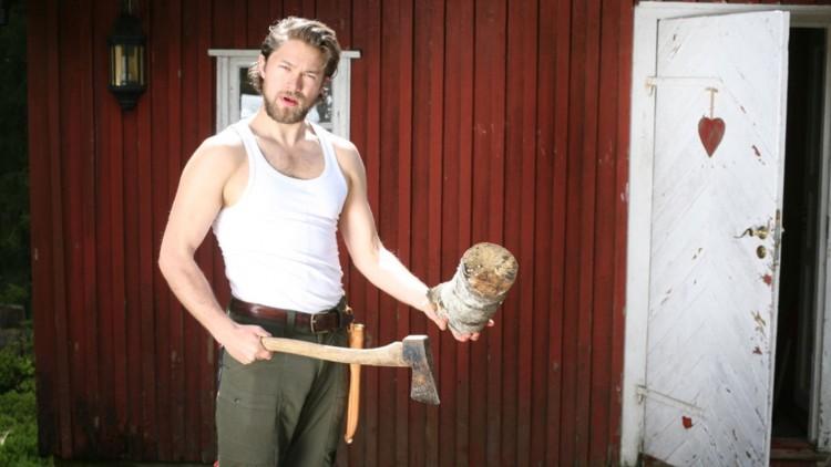Jakob Oftebro vil være «naturlig mann» i Hæsjtægg. (Foto: TV2).