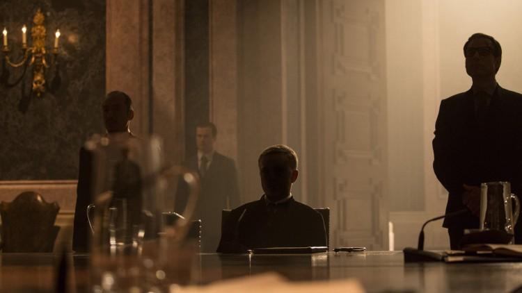 Franz Oberhauser (Christoph Waltz) er omgitt av mystikk i James Bond: Spectre (Foto. SF Norge AS).