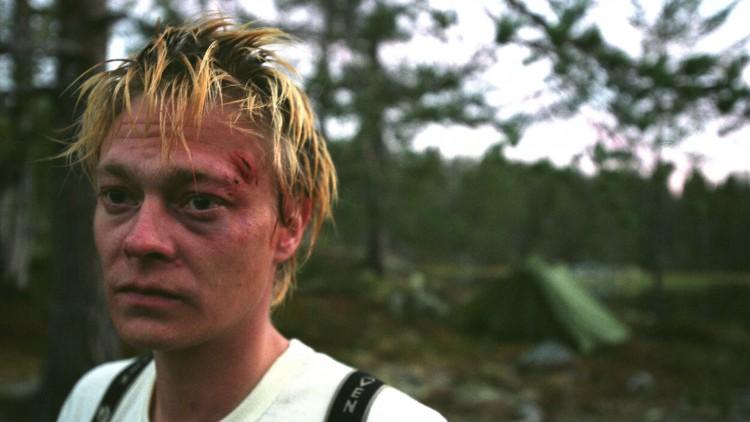 Kristoffer Joner spiller Lasse i Villmark (Foto: Helge Hansen).