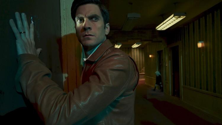 Wes Bentley som John Lowe i American Horror Story: Hotel. (Foto: Frank Ockenfels, FOX).