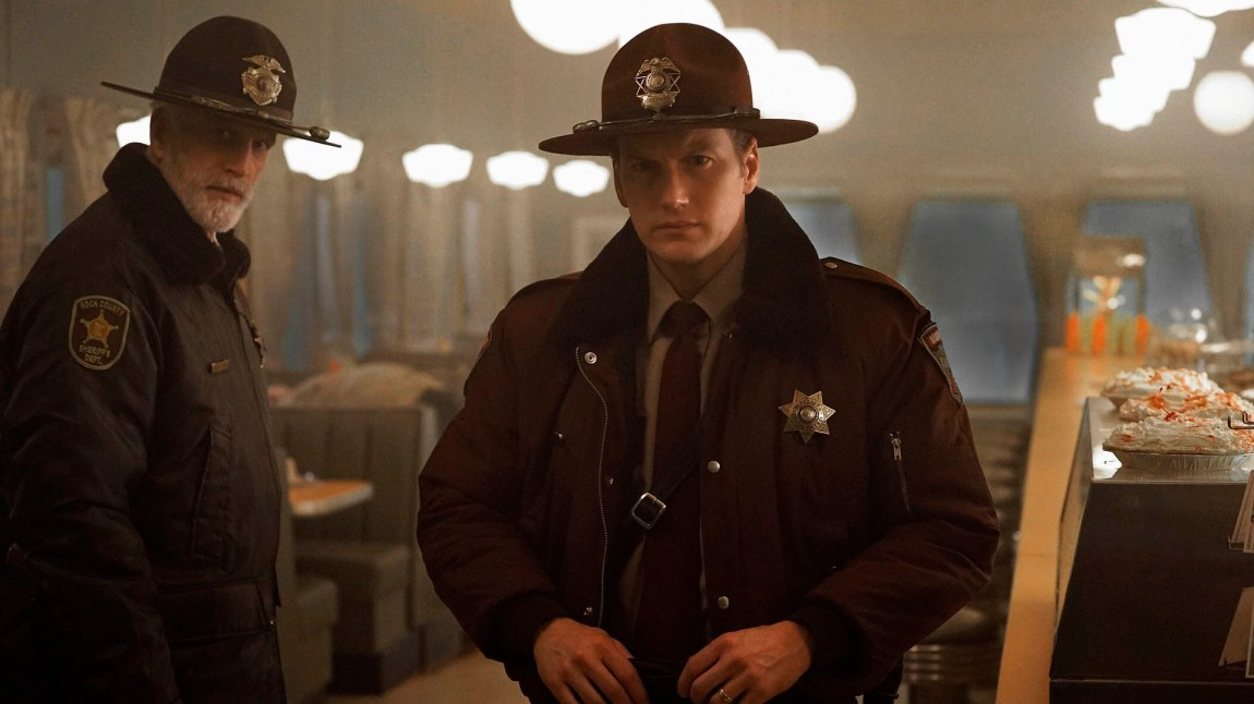 Fargo var et stemningsfullt og meningsfullt mesterverk fra første til siste episode. (Foto: HBO Nordic, FX, MGM)