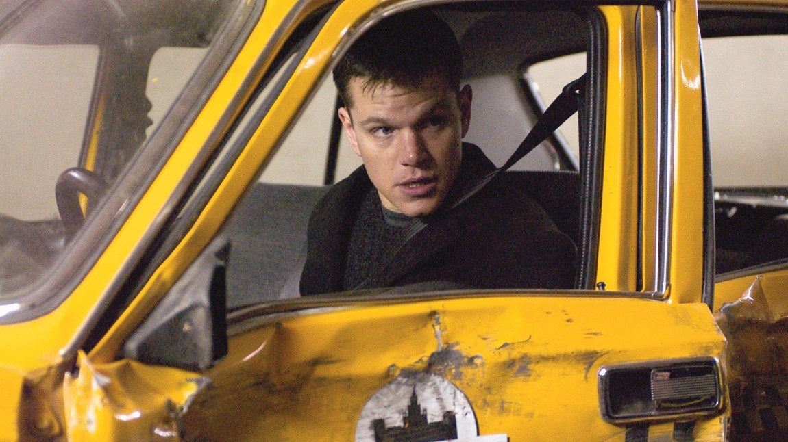 Mattt Damon vender tilbake som Jason Bourne til sommeren. (Foto: United International Pictures)