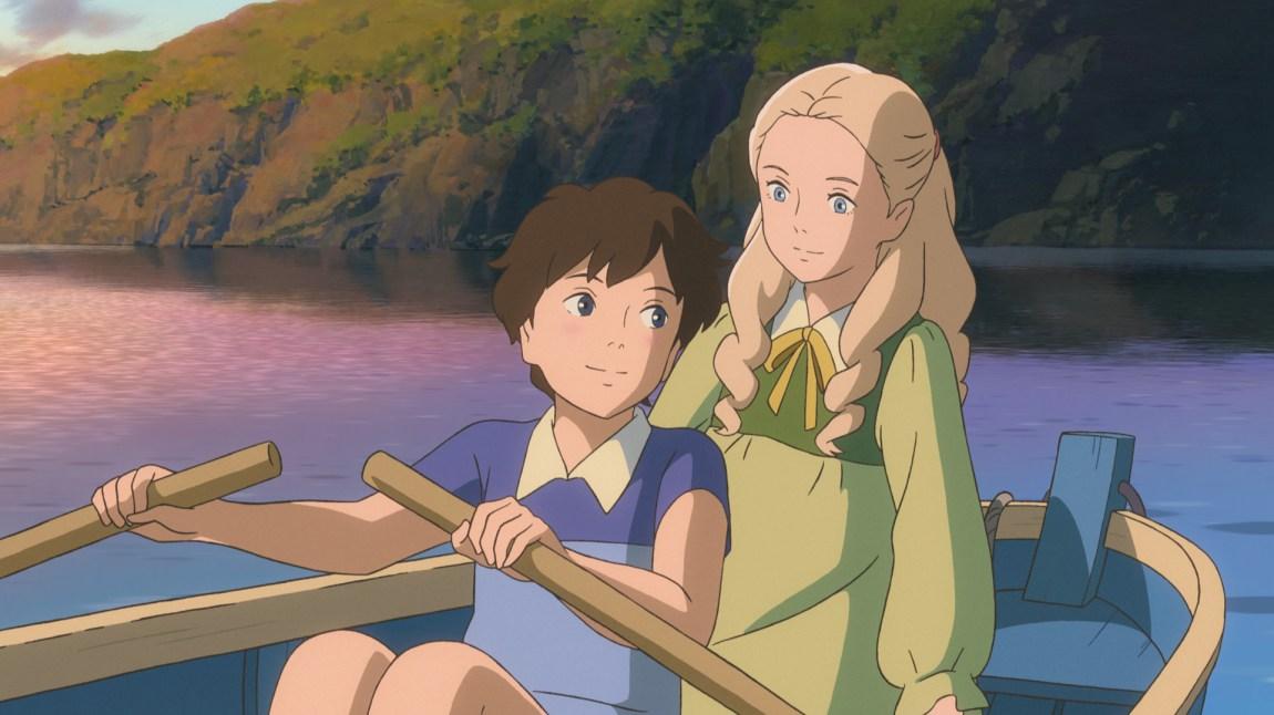 """""""Marnie - min hemmelige venninne"""" er den siste filmen fra  Studio Ghibli i denne omgang, og den første de har laget uten legenden Hayao Miyazaki. (Foto: Arthaus)"""