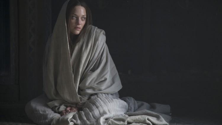 Marion Cotillard som Lady Macbeth. (Foto: SF Norge AS).