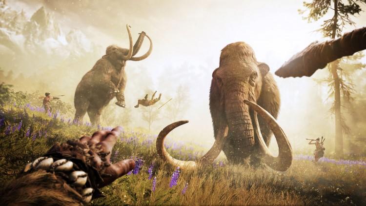Far Cry Primal er virkelig vakkert. (Foto: Ubisoft).