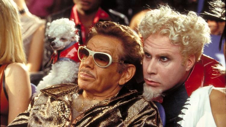 Maury og Mugatu (Jerry Stiller og Will Ferrell) i Zoolander (Foto: United International Pictures).