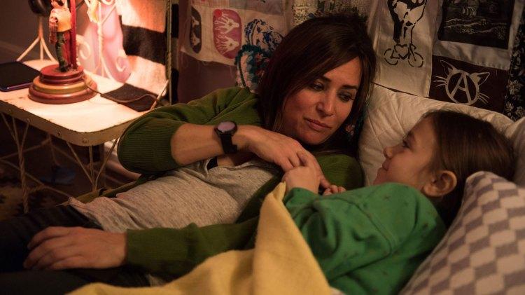 Pamela Adlon og Louis C.K.  har truffet veldig godt med den lune og laidbacke tonen i Better Things. (Foto: HBO Nordic, FX)