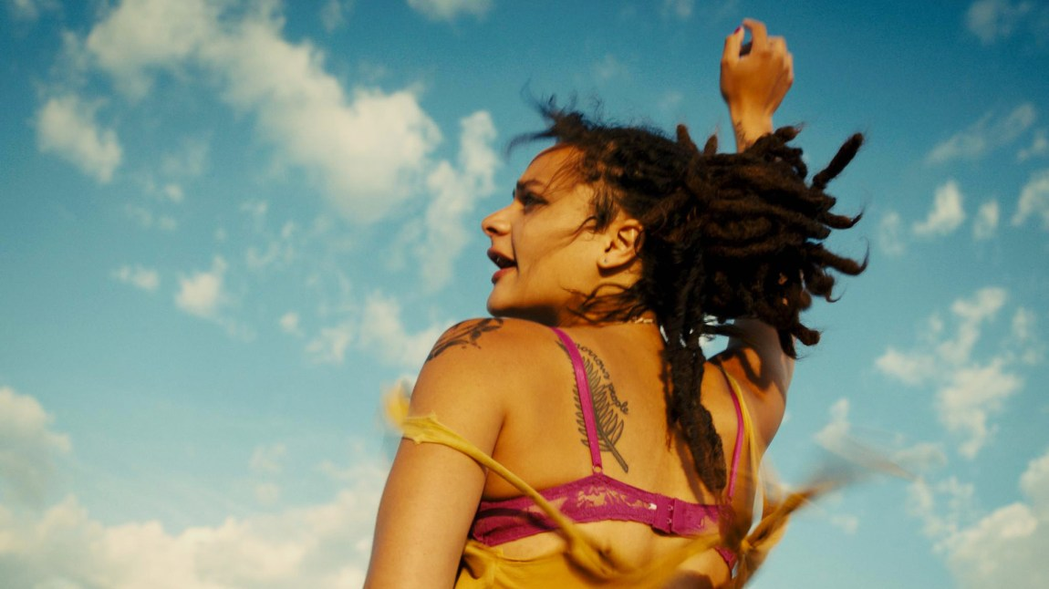 Star (Sasha Lane) i American Honey. (Foto: United International Pictures)