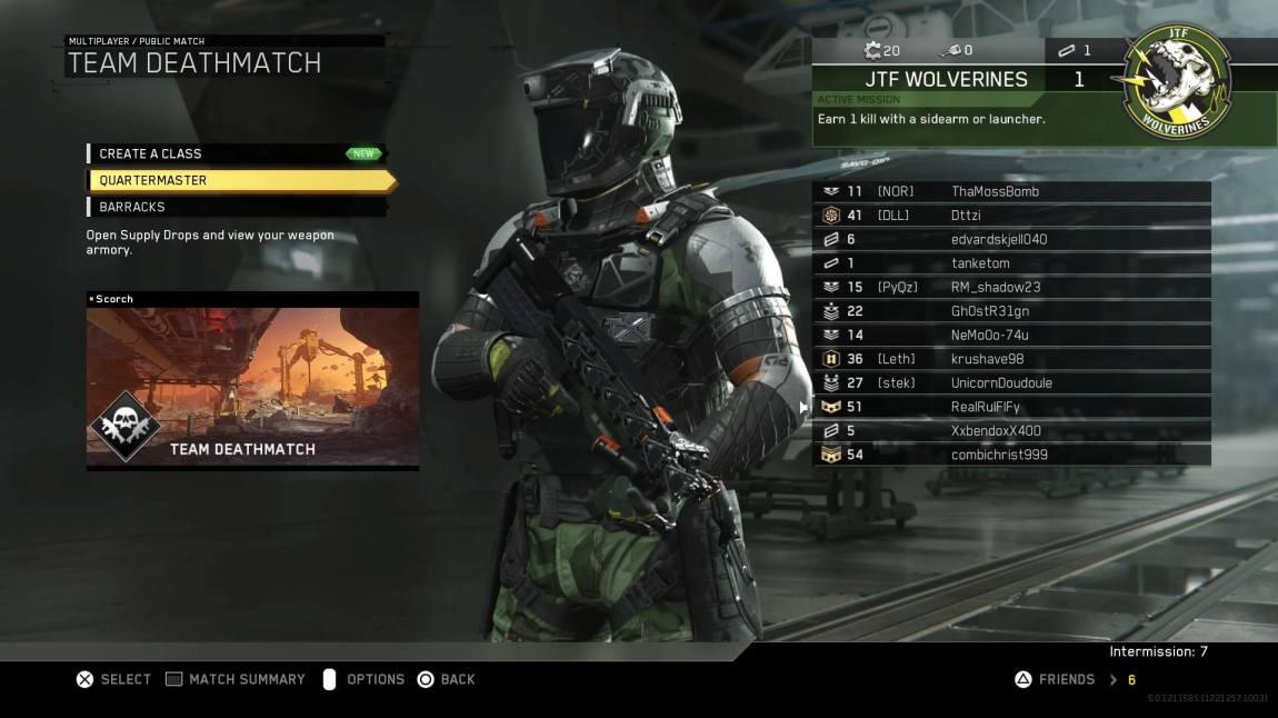 Call of Duty: Infinite Warfare. (Foto: Activision)