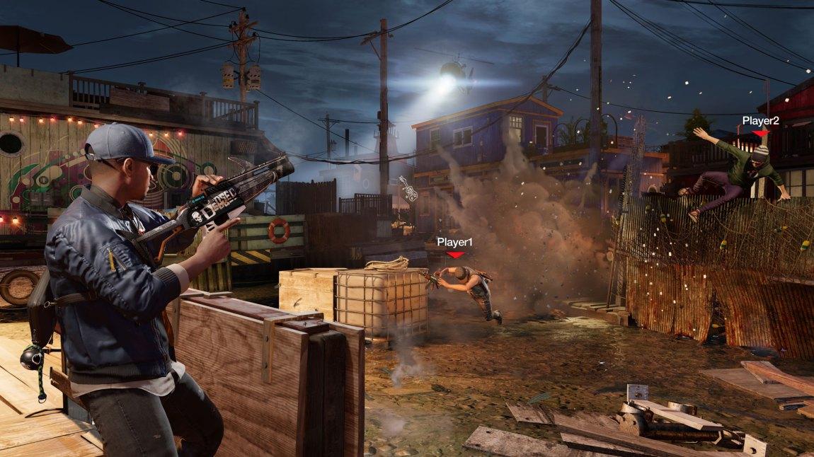 Det er mulig å gyve løs på de du treffer i Watch Dogs 2 - aldersgrensen er 18 år. (Foto: Ubisoft)