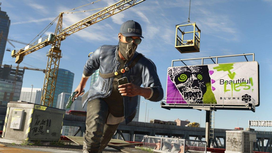 Marcus Holloway er en likandes protagonist i Watch Dog 2. (Foto: Ubisoft)