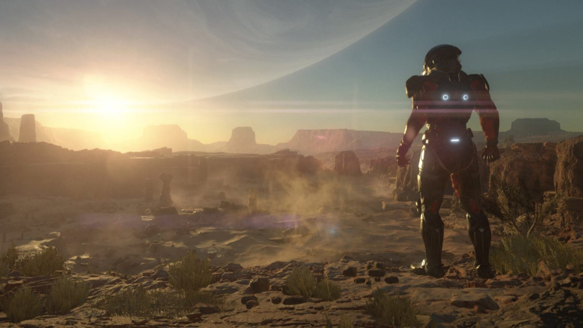 Mass Effect: Andromeda. (Foto: Electronic Arts).