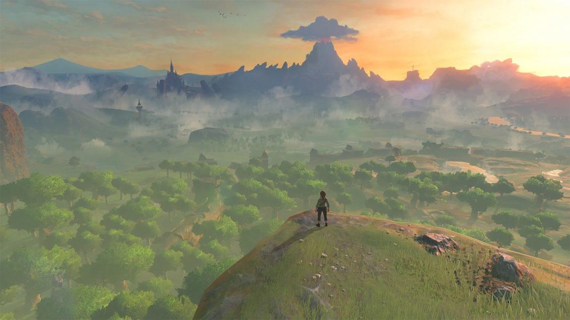 The Legend of Zelda: Breath of the Wild. (Foto: Nintendo).