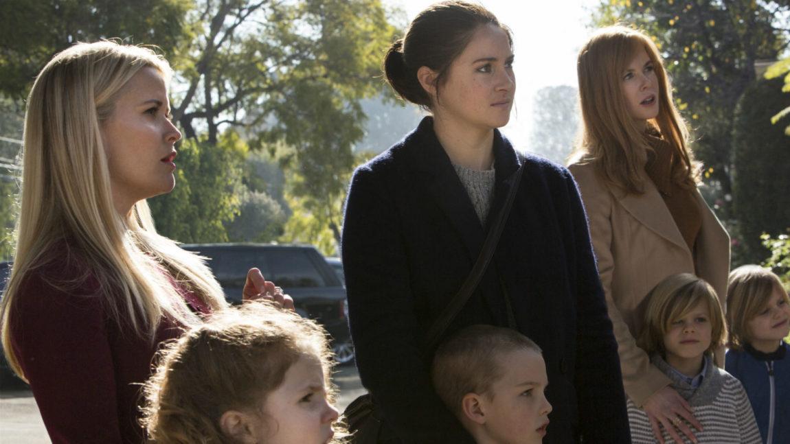 De voksne drar barna med i intrigene i Big Little Lies. (Foto: HBO Nordic).