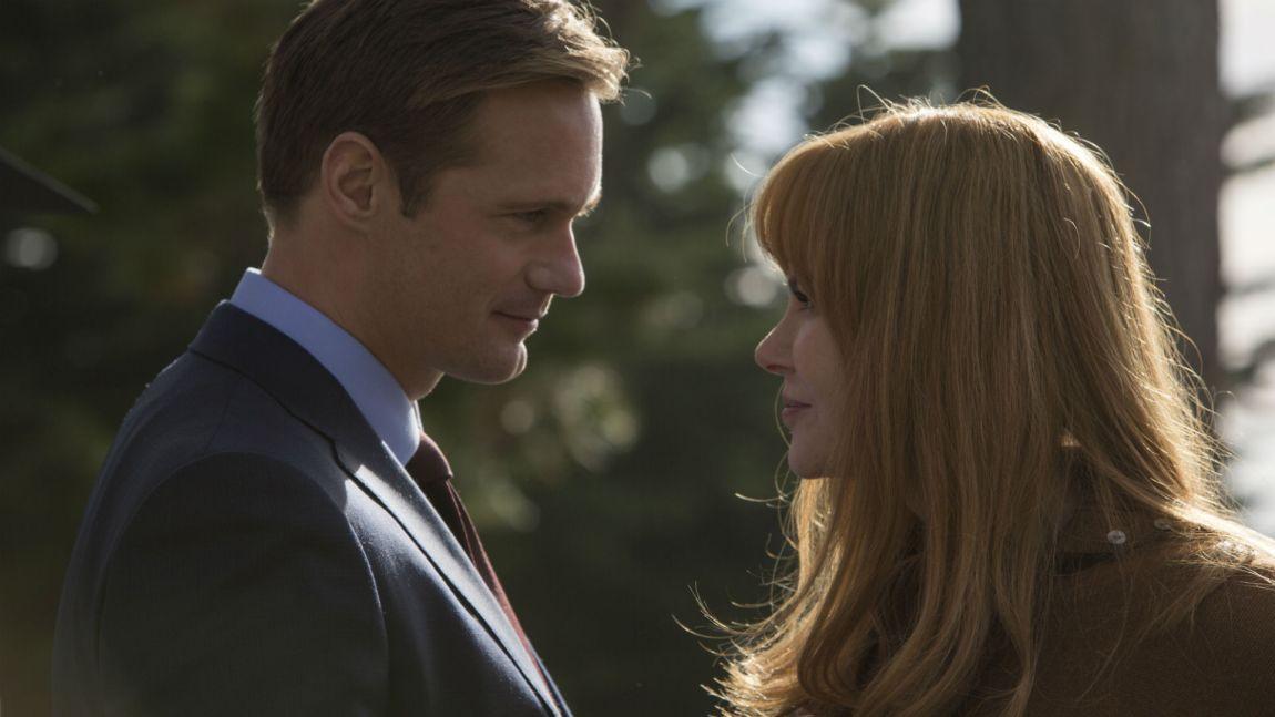 Alexander Skarsgård og Nicole Kidman i Big Little Lies. (Foto: HBO Nordic).