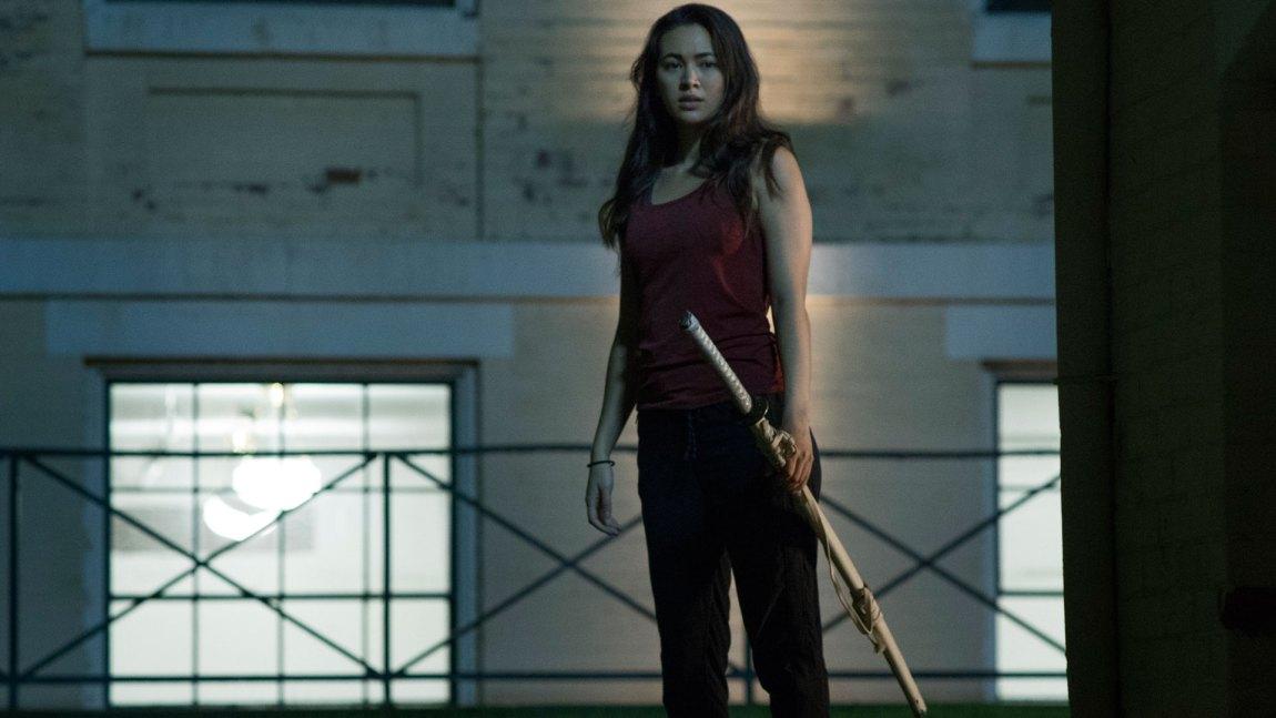 Colleen Wing er den mest interessante figuren i Iron Fist, men heller ikke hun er skrevet godt nok. (Foto: Netflix).