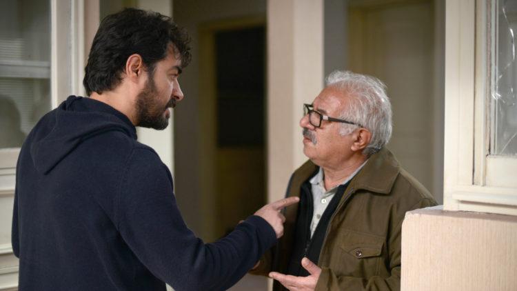 """Shahab Hosseini og Farid Sajadhosseini i """"En handelsreisende"""". (Foto: Norsk Filmdistribusjon)"""