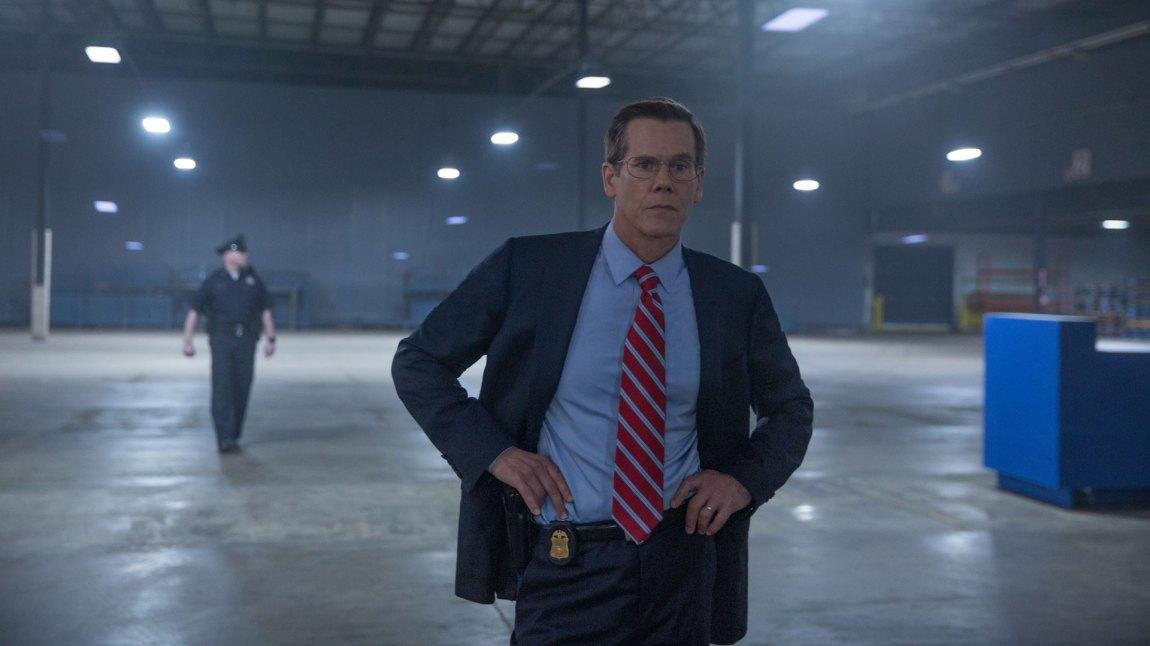 Kevin Bacon spiller FBI-agenten Richard DesLauriers, som får ansvaret med å lede etterforskningen. (Foto: Nordisk Film Distribusjon AS)
