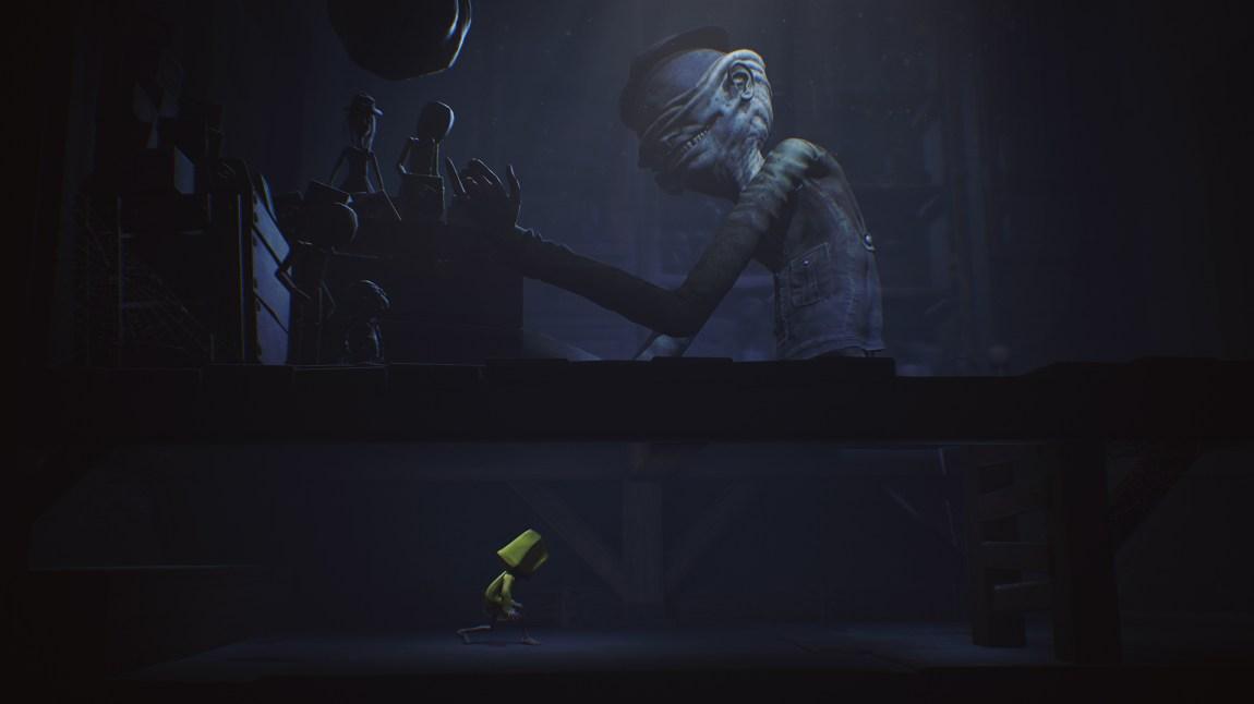 Little Nightmares. (Foto: Bandai Namco Entertainment)