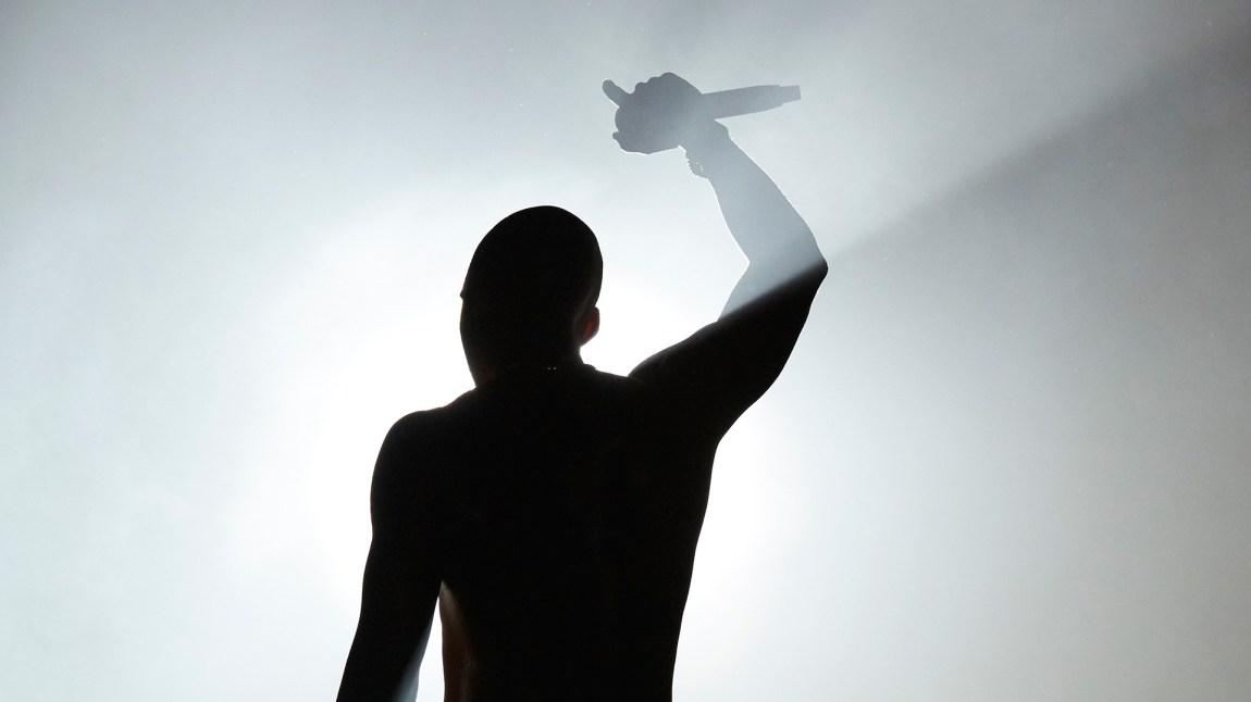 Tupac fremstilles nesten som en slags  messiasskikkelse. (Foto: SF Norge)