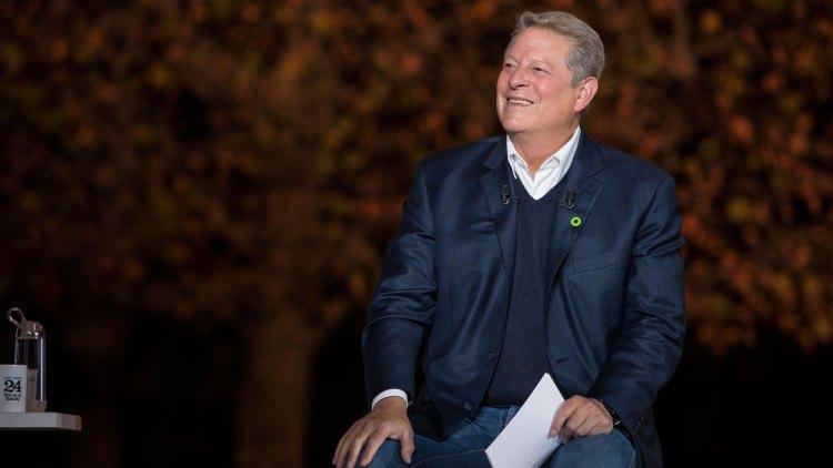 Al Gore blir dessverre fokuset i en film som smaker mer av skamløs reklame og selvpromotering enn en kritisk og opplysende klimadokumentar.(Foto: United International Pictures)