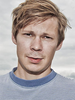 Mats Borch Bugge er musikksjef i NRK P3. (Foto: Kim Erlandsen, NRK P3)