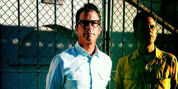 Burns og Convertino i Calexico. (Foto: Promo)