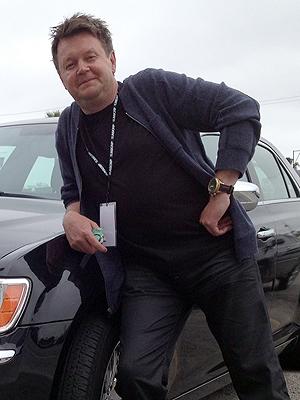 Larry Bringsjord er styreleder i Fono og sjef for plateselskapet MTG. Foto: Privat.