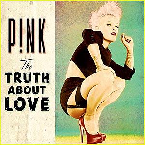 Med albumet The Truth About Love er Pink for første gang øverst på albumlista i USA. Foto: Promo.