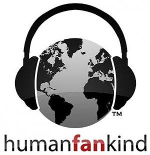 HumanFanKind er nettstedet som lar deg lette din samvittighet og donere penger til dine favorittartister som du har lasta ned musikken ulovlig fra. Illustrasjon: Humanfankind.