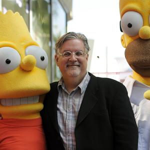 Matt Groening, avbildet i februar. (Foto: NTB Scanpix, AP, Chris Pizzello)