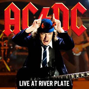 Med konesretalbumet Live at River Plate blir hele katalogen til AC/DC for første gang tilgjengelig i iTunes. Foto: Albumcover.