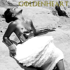"""Omslaget til Dawn Richard - """"Goldenheart"""". (Foto: Promo)"""