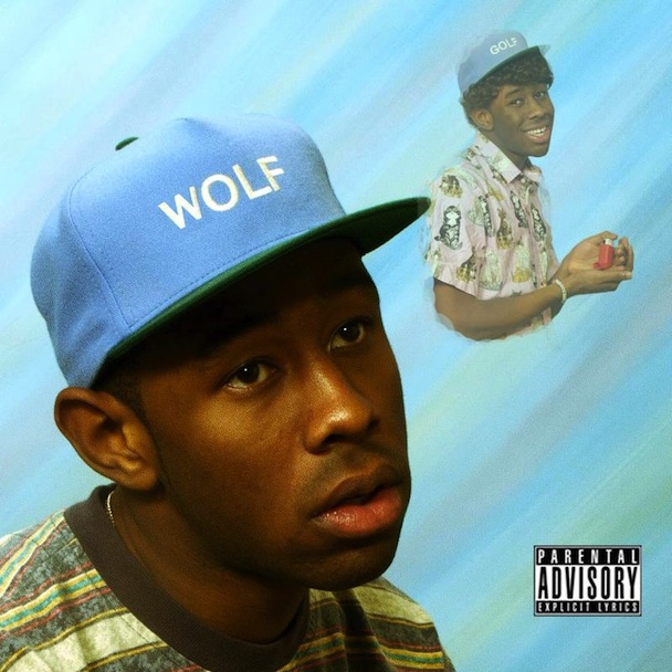 Tyler The Creator kjem plata Wolf 2. april.