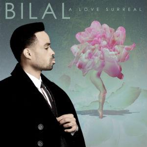 """Bilal - """"A Love Surreal""""-omslaget. (Foto: Promo)"""