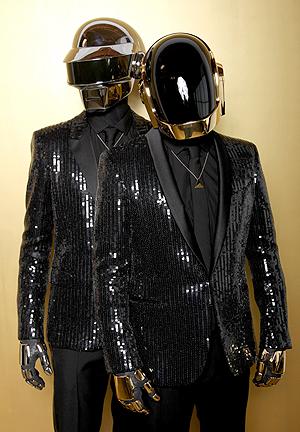 Daft Punk. (Foto: NTB Scanpix , AP, Matt Sayles)