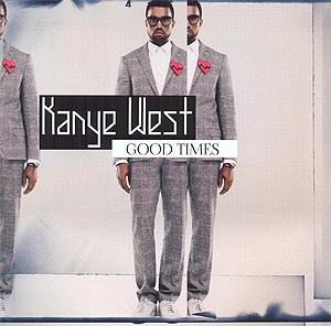 Slipper Kanye West albumet Good Times i juli? Foto: Skjermdump, Amazon.
